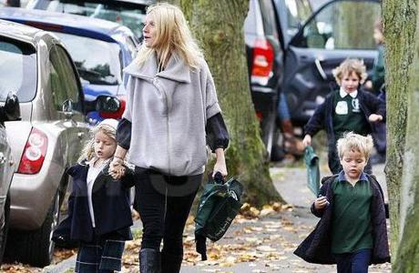 Дети четко знают, кто забирает их из школы
