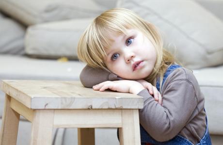Дети-меланхолики очень ранимы
