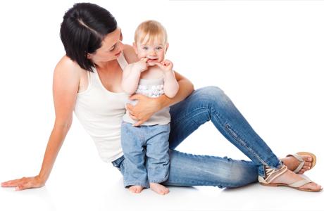 Каре для молодой мамы