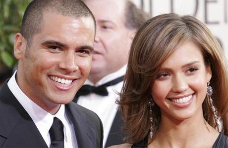 Джессика Альба и ее муж Кеш Уоррен – образцовая пара