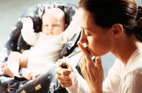 Профилактика простудных заболеваний - никакого курения