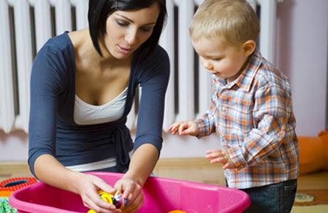Играй с малышом в игры