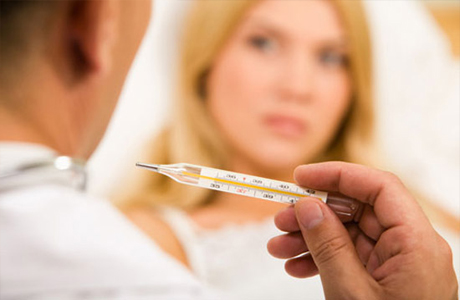 Инфекционные заболевания у женщины