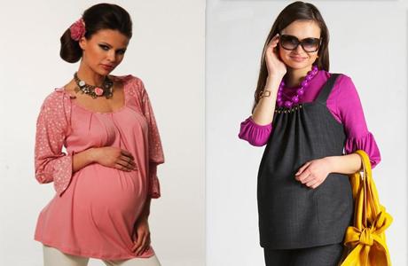 Одежда для беременных - удобно