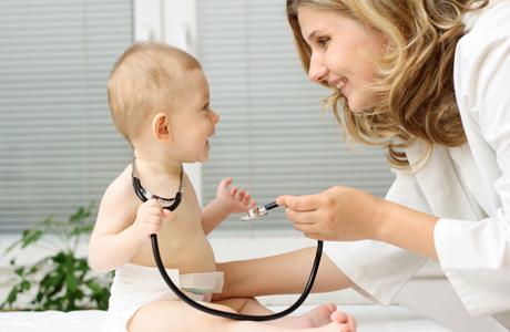 Лечение косоглазия у малышей
