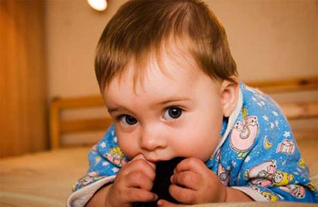 Ребенок проглотил инородный предмет