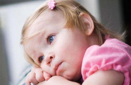 Малышы-флегматики ленивы