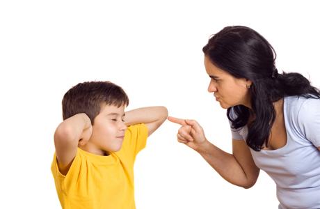 Наказывать ли малыша?