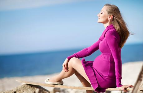 Позитив во время беременности