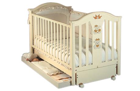 Натуральные материалы для детской кроватки