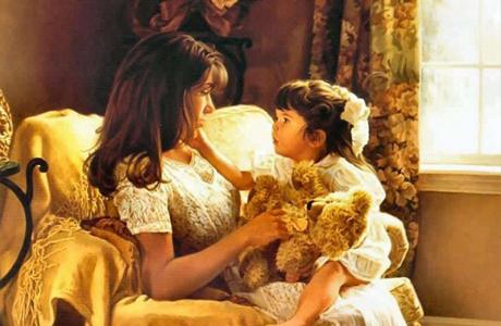Как убедить ребенка