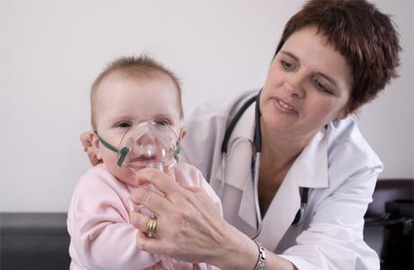 у ребенка не проходит кашель: