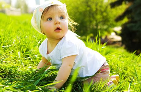 Обязательно летом приобрети для малыша головной убор