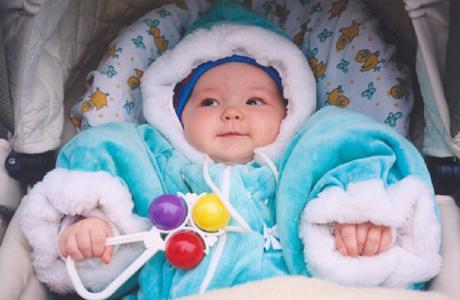 Одевай ребенка по погоде