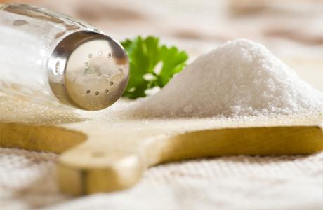 Ограничить соль