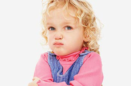 Почему у ребенка случаются истерики?