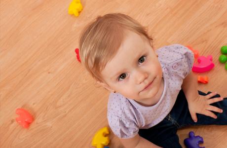 Помоги малышу адаптироваться в садике