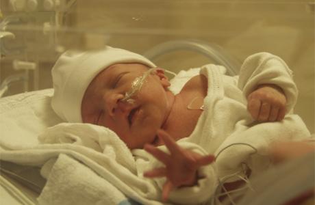 Проблемы со здоровьем недоношенных детишек