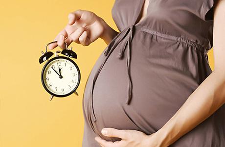 Рассчитать точную дату родов