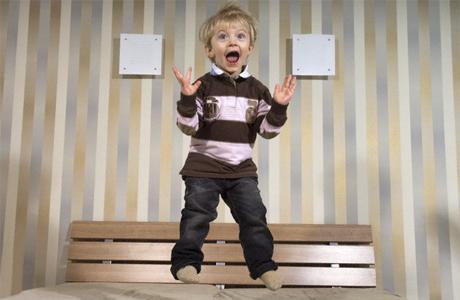 Ребенка-холерика еще называют возбудимым ребенком