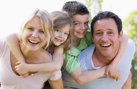 Двуязычная семья
