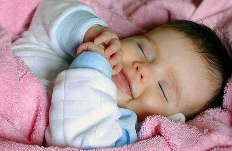 Сон ребенка до года