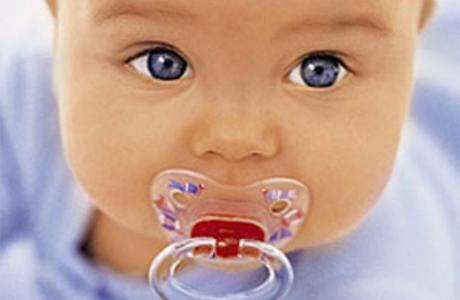 Рефлексы новорожденного - сосательный