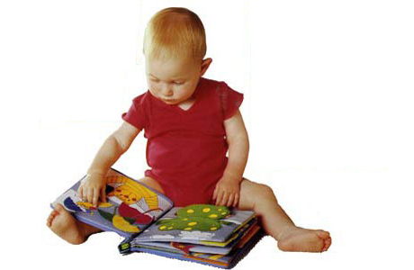 Такие книжки рассчитаны на маленьких карапузиков