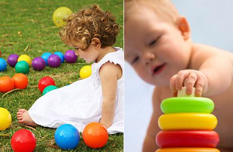 Тест для детей по развитию