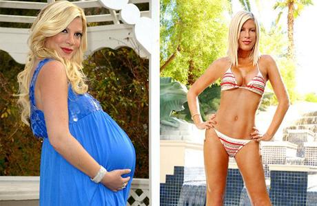 Тори беременна!
