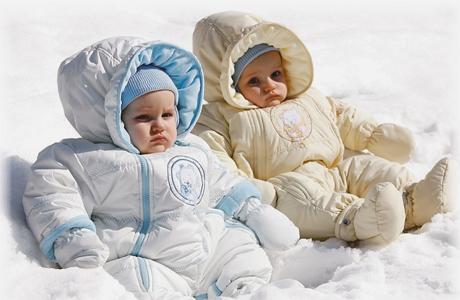 Утепленные малыши