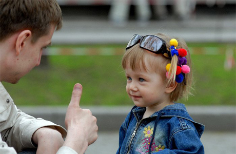 Важно хвалить ребенка