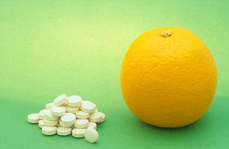 Витамин С необходим для развития
