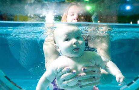 Закаляем водой деток