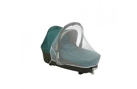 Защищенная коляска