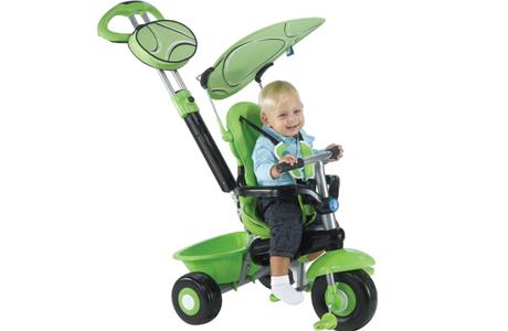 «Зеленые» малыши