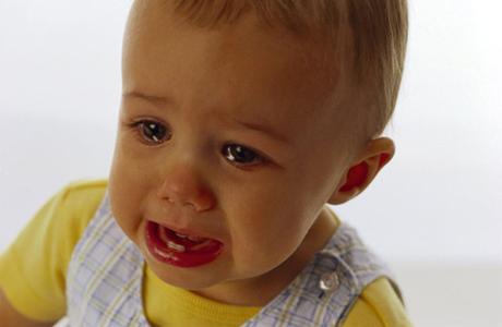 А вдруг малыш начнет плакать