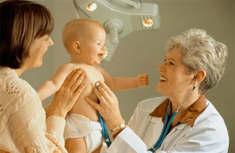 Частная поликлиника для детей