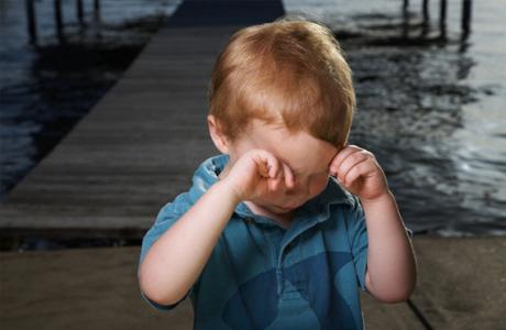 Что делать если ребенок потерялся