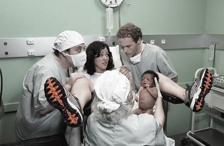 Что если малыш не похож на маму или на папу