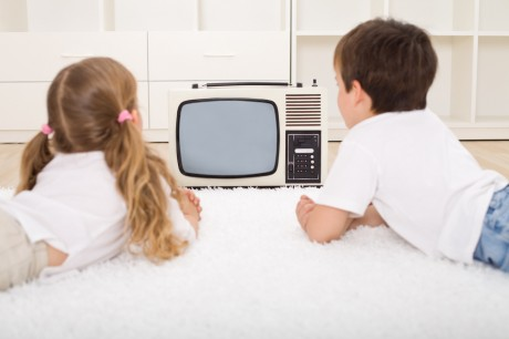 Дети и телефизор