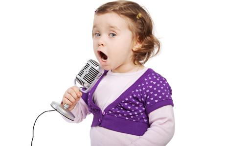 Если ребенок хорошо поет