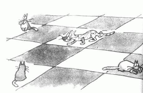 Игра Больная кошка