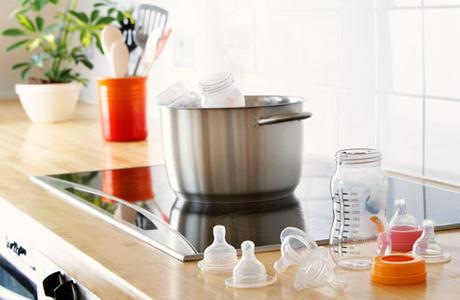 Как правильно стерилизовать детские бутылочки