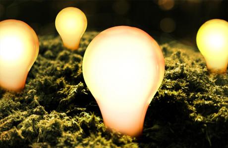 Лампы также используют разные