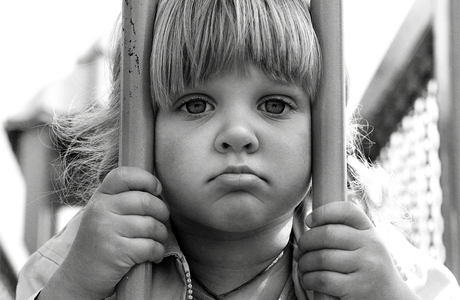 Не задави человека в ребенке