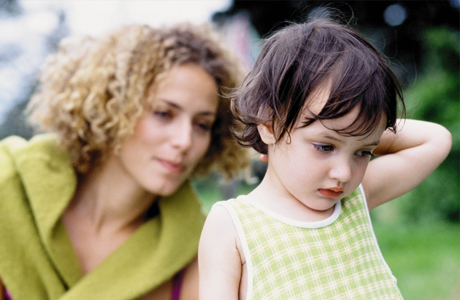 Ни в коем случае не кричи на ребенка