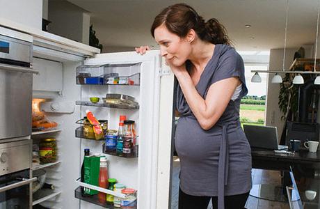Пищеварительная система при беременности