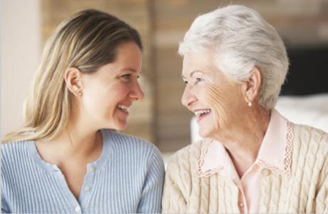 Поговори с бабушкой