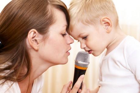 Пой с малышом